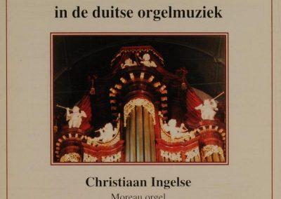 Vier eeuwen Luther in de Duitse orgelmuziek