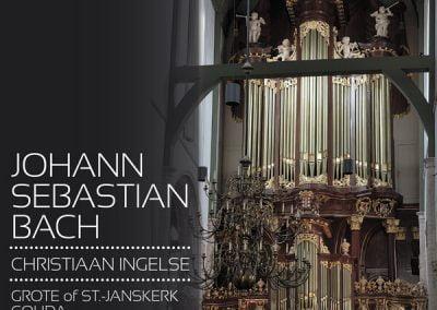 De Orgelmis van J. S. Bach (2CD)