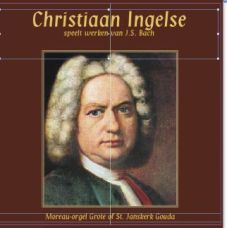 Christiaan Ingelse speelt werken van J. S. Bach